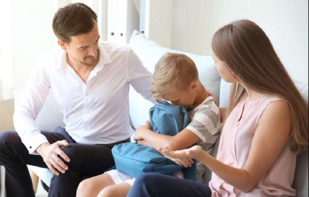 Сына обижают в школе - что делать и как помочь ребенку