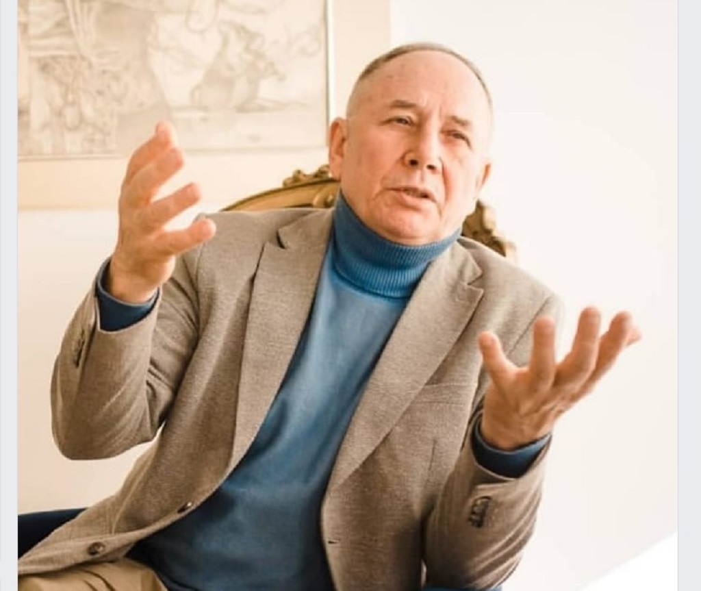 Станислав Лосев рассказывает о том, как создавал Безлогичный метод